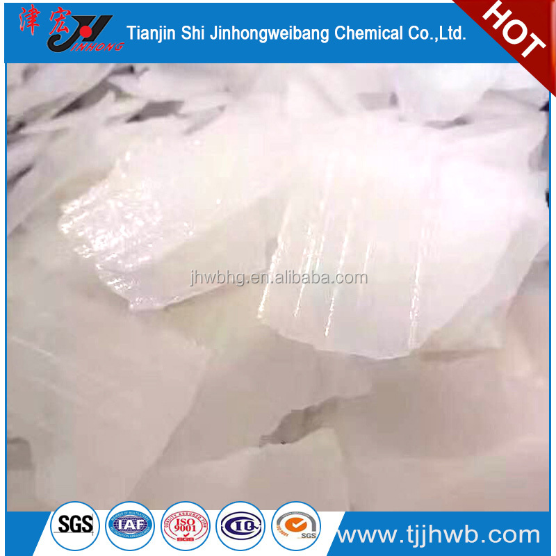 caustic soda flakes/peals/ solid 99% for soaps
