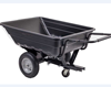 Lawn TRACTOR POLY TUB small utility trailer