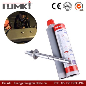 Epoxy resin adhesive two components rebar glue with good price