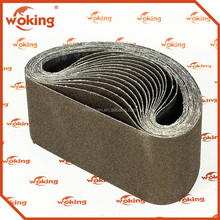 High Efficiency Abrasive Cloth Emery Belts