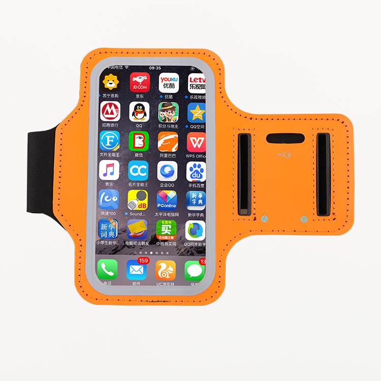 Colorful Sports Running Jogging Gym Armband Arm Band Case Cover Holder For iPhone 6 plus