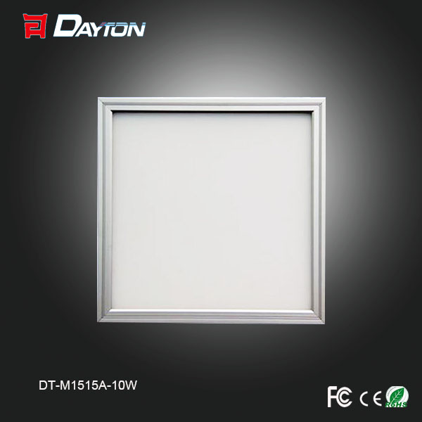 CE RoHs battery powered led panel light 10w-72w