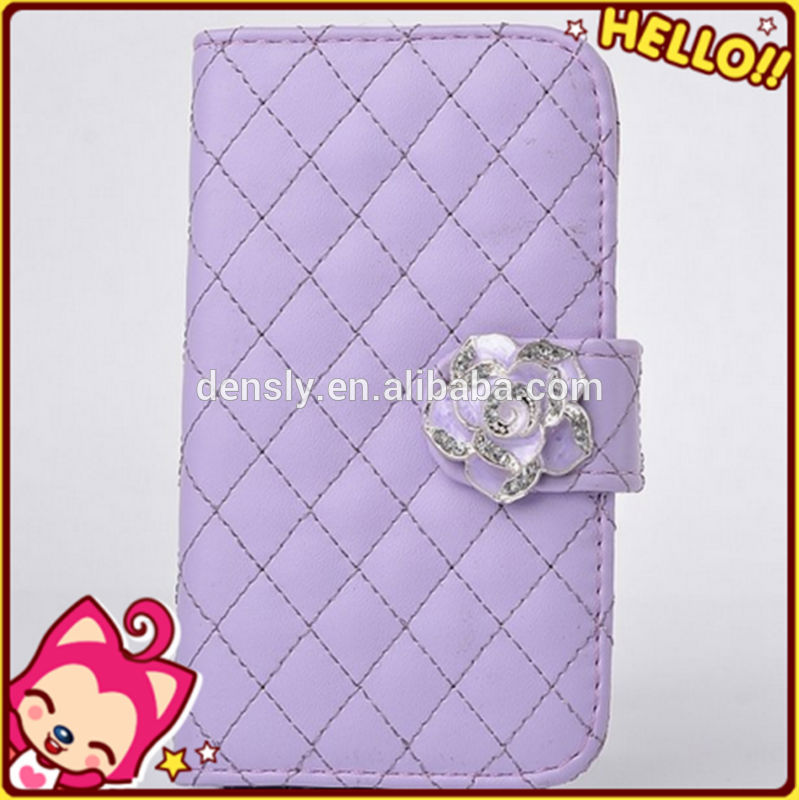 High quality PU leather case for iphone 5 5s, for iphone leather case