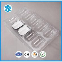 Excellent Strength Ampoule & Vial Pack / Packs / Packing Blister Plastic Tray for Cosmetics