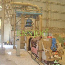 Roll Texturing Shot Blasting Machine With Sophisticated Technology