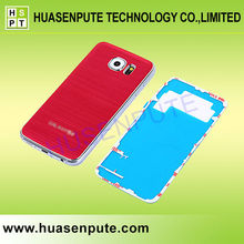 Metal Aluminium Housing Replacement Case Battery Cover For samsung S6
