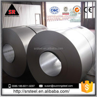 SR galvanized iron sheet coil/Galvanised steel plate in coil/good density of galvanized steel sheet