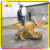 KANO1119 Popular Artificial Coin Operated Animated Dinosaur Ride