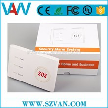 Hot sale factory direct price gsm security alarm system with best quality and low