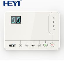 GSM home alarm security with touch Screen Alarmas de intrusion