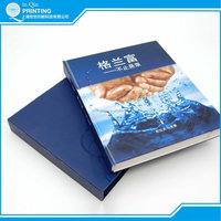 High quality well-designed hardcover books printing
