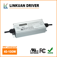 UL Approved Constant Voltage 0-10v dimmable 100w 12v pwm led driver