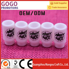 Hottest Cheap anti-dust Ecig Cover Cap Silicone tester disposable drip tips mouthpiece for clearomizer ce4 ce5 ego evod atomizer