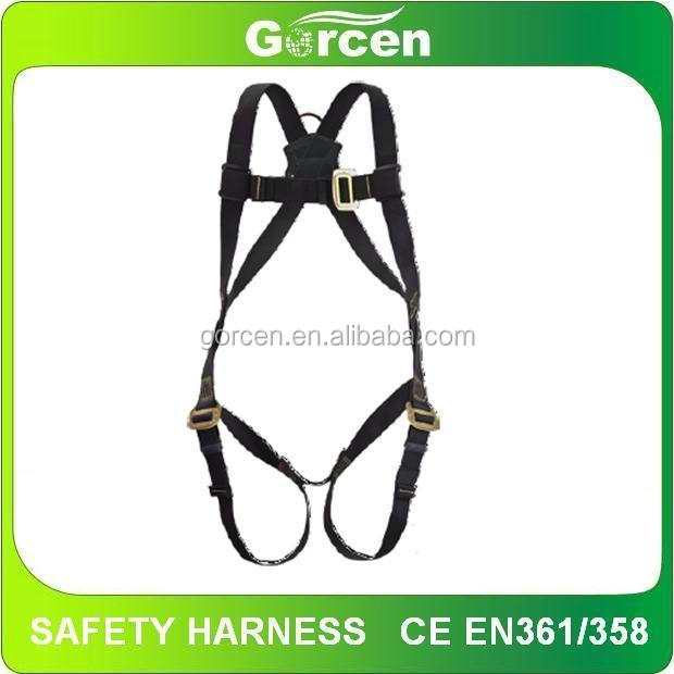 GH1010 flame-retardant Nomex Metal buckle Safety harness PPE