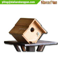Wholesale decorative hanging bird nest,bird nest box