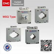 MSQ-30B,30,40,60,100,125 current ratio from 5/5 to 5000/5 dc current sensor