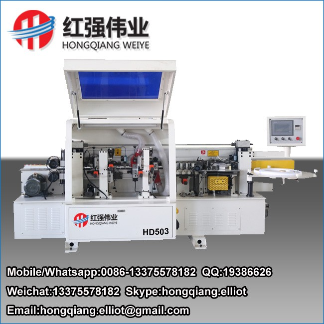 woodworking Mdf Edge banding machine pvc edge bander machine