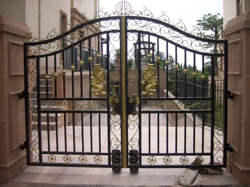 Wrought Iron Door Main Gate Gate Grill Design Buy