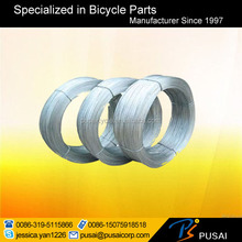 high credit 16 gauge galvanized steel wire rope price