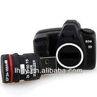 Wholesale OEM Camera Shaped 4GB usb flash stick(LH-257)