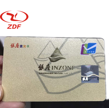 Custom Printing PVC Card with Laser Anti - Fake Mark
