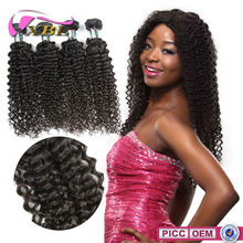 7A Quality Malaysian Virgin Hair Curly 100 Pure Virgin Human Hair In Stock