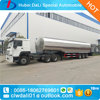Multifunction 45000L liquid bitumen transport tank trailers