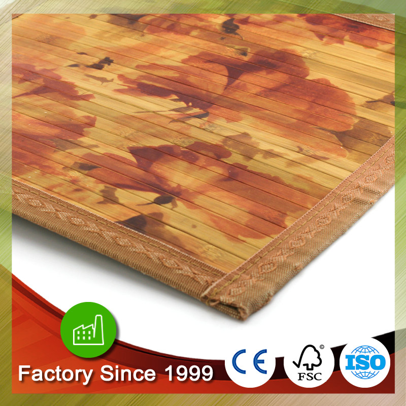 EO Natural Comfortable Bamboo Carpet Supplier <strong>Manufacturer</strong>