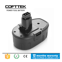 14.4v 1500mah nicd dewalt DW9094 battery for power tools DC551KA, DC612KA, DC613KA, DC614KA, DC615KA, DE9094, DE9502