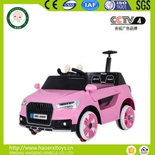 High quality best price wholesale children ride on car,toy electric motor car for kids