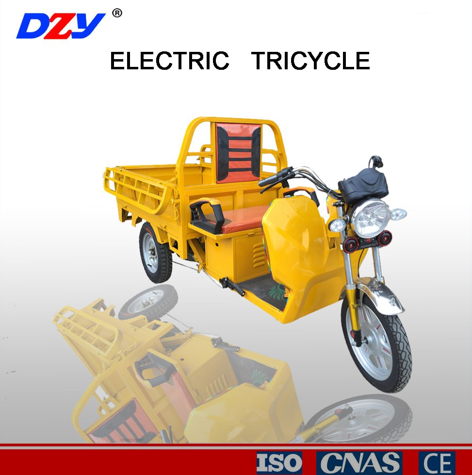 2016 new 3 wheel electric tricycle/trike for passengers or cargo electric tricycle