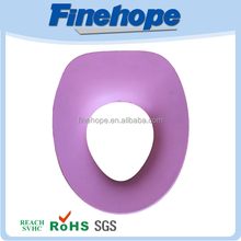 PU Polyurethane New Design Soft Kids Toilet Seat Covers