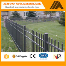 pool fence-010 2016 New Desigh Cheap Stainless Steel fence, decorative aluminum fence panels