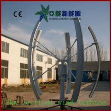 vertical axis wind turbine generator/ wind tunnel for sale in China