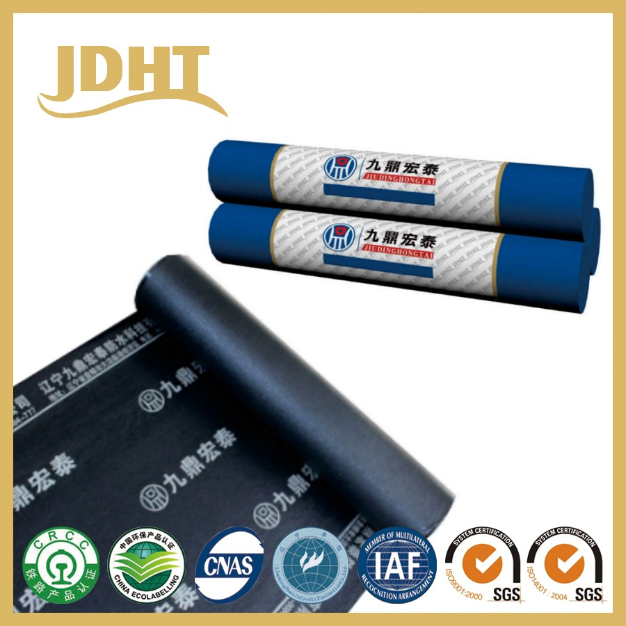 M002 JD-211 CheapSBS modified bitumen Waterproof Roofing Membrane factory
