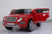 Licenced Bentley Children Electric Car With Remote