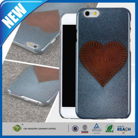 C&T Hottest Seller- Classic plastic matte hard case back cover for iphone 6 plus