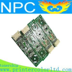 developed reset chip/ imaging reset chip for Konica Minolta Bizhub C224/284/364/454/ 554 spare parts