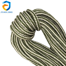 double braided polyester sailing braided yachting safety rope 12mm