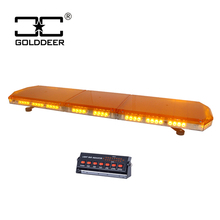 Super Thin & Cheap Led Flashing Lightbar Amber Led Light Bar for Off Road Car (TBD07426-22a)