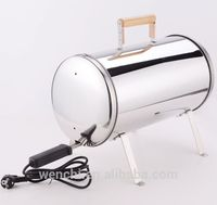 indoor electric smokeless grill,electric smokers mini barbecue grill,portable electric bbq grill