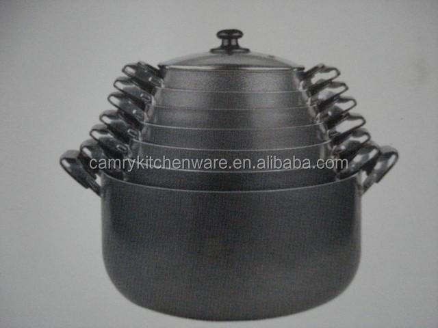 aluminum casserole set