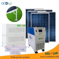 5KW Off-Grid Solar Power System/Home Solar Panel Kit 5000W 5KW Sun Battery For House Solar Systems