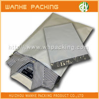 Poly printing plastic cloth garment bag wholesale