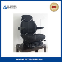 Factory directly sales grammer air suspension driver seat