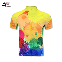 Custom sublimated bike shirts, private label cycling jersey clothing
