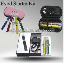 2014 ego twist evod starter kitego evod double starter kit with 650/900/1100mah