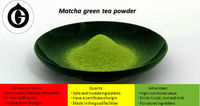 Green tea (sweet) Japanese instant matcha tea powder drink for health and beauty