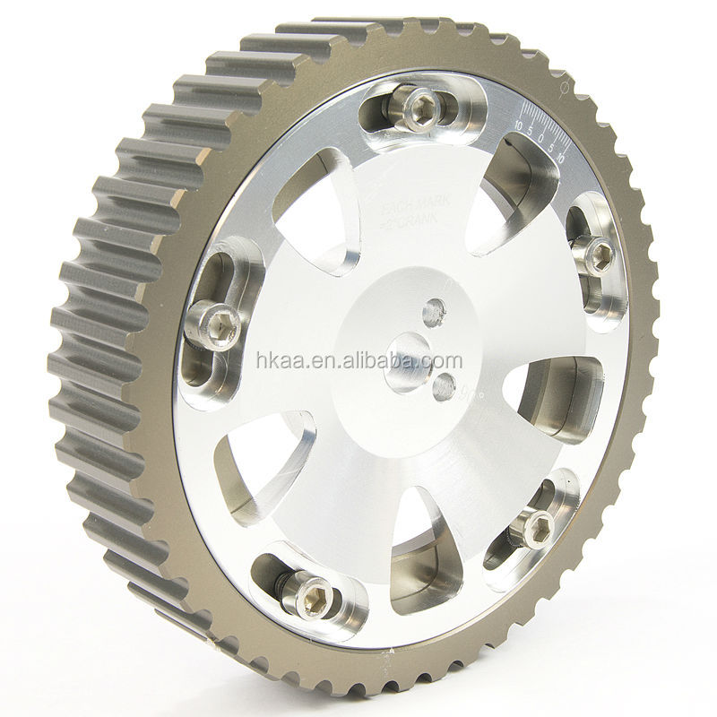 High quality steel transmission and adjustable cam gear