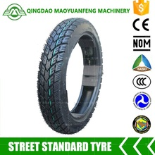 Best price 2.75-14 street motorcycle tire for street bikes